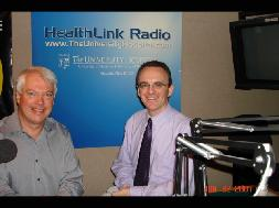 Tailbone pain (coccyx pain) radio interview with Dr. Foye.