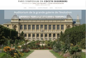 Coccyx Conference 2016