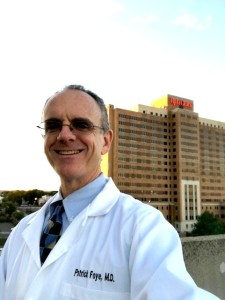 30 years at NJMS, Patrick Foye MD, Rutgers New Jersey Medical School