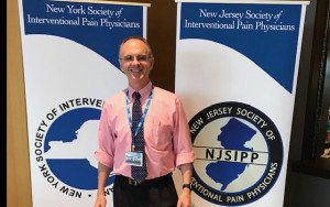 Patrick Foye MD, at the NYSIPP and NJSIPP Pain Symposium, November 2018