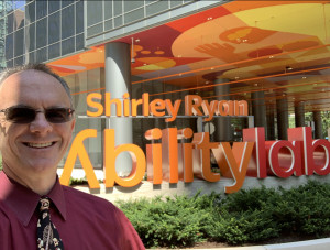 Dr Patrick Foye MD, at the Shirley Ryan Ability Lab, (Rehabilitation Institute of Chicago: RIC) to Lecture on Coccyx Pain, Tailbone Pain, Coccydynia